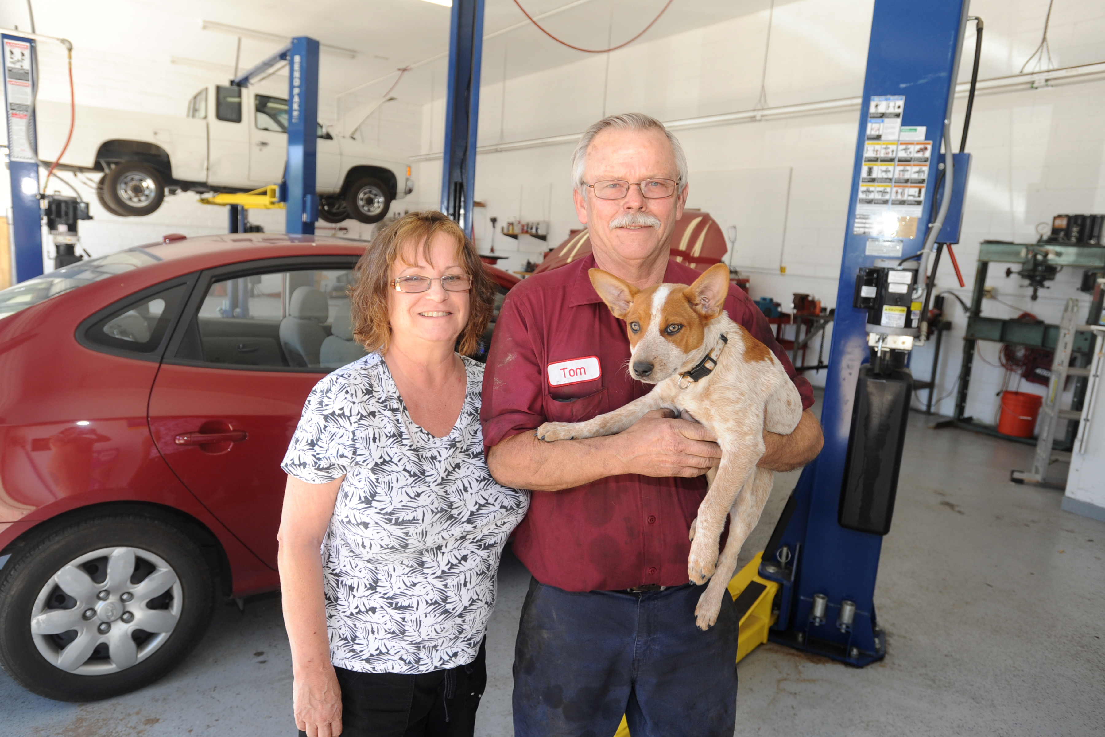 Everyone is family at Stern s Family Auto Repair