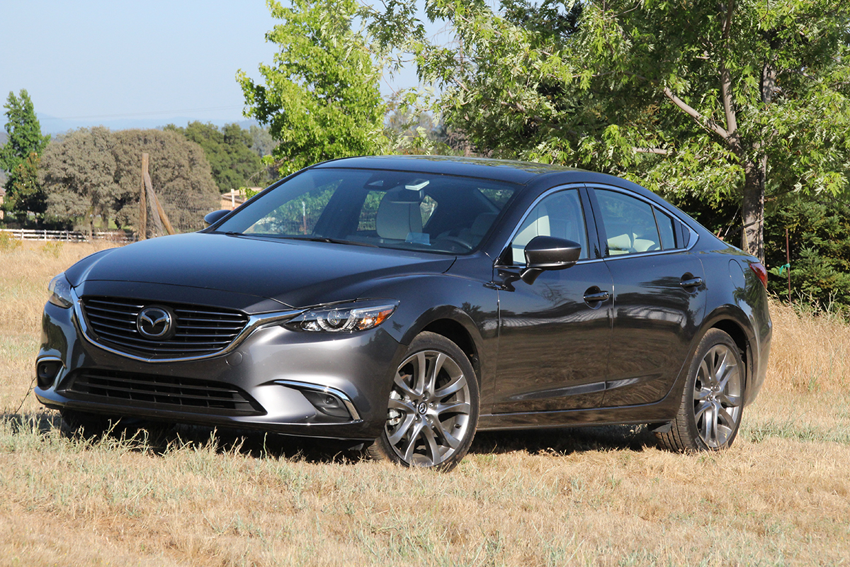 The Road Beat Mazda 6 One Of Best Looking Cars Ever Plus A Whole Lot More