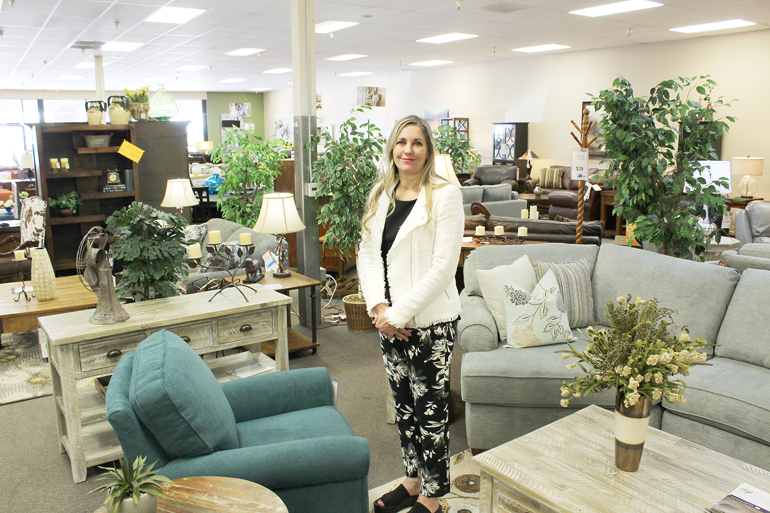 Affordable Furniture Usa Has Something For Every Room In The House Let Manager Terry Van Ooyen And Her Team Help You Design Perfect