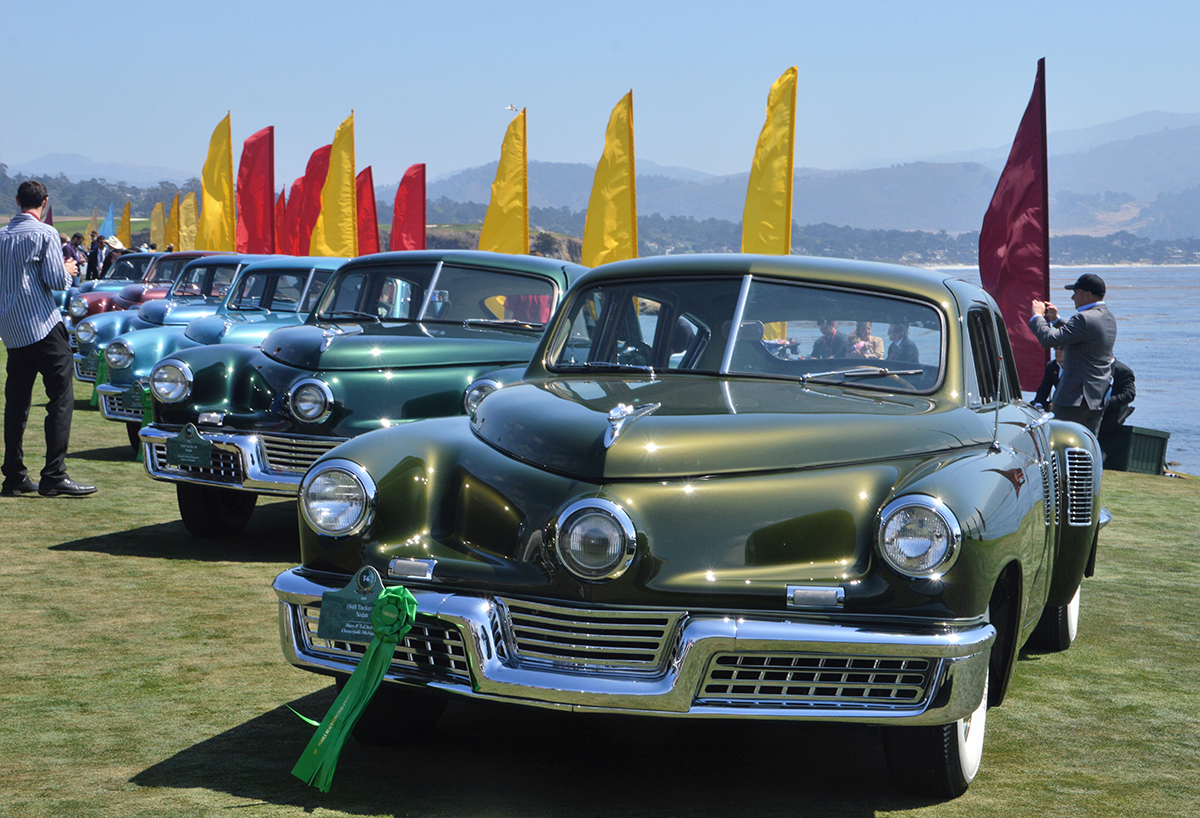 Road BeatPebble Beach Concours DElegance The Granddaddy Of All - Pebble beach car show ticket prices