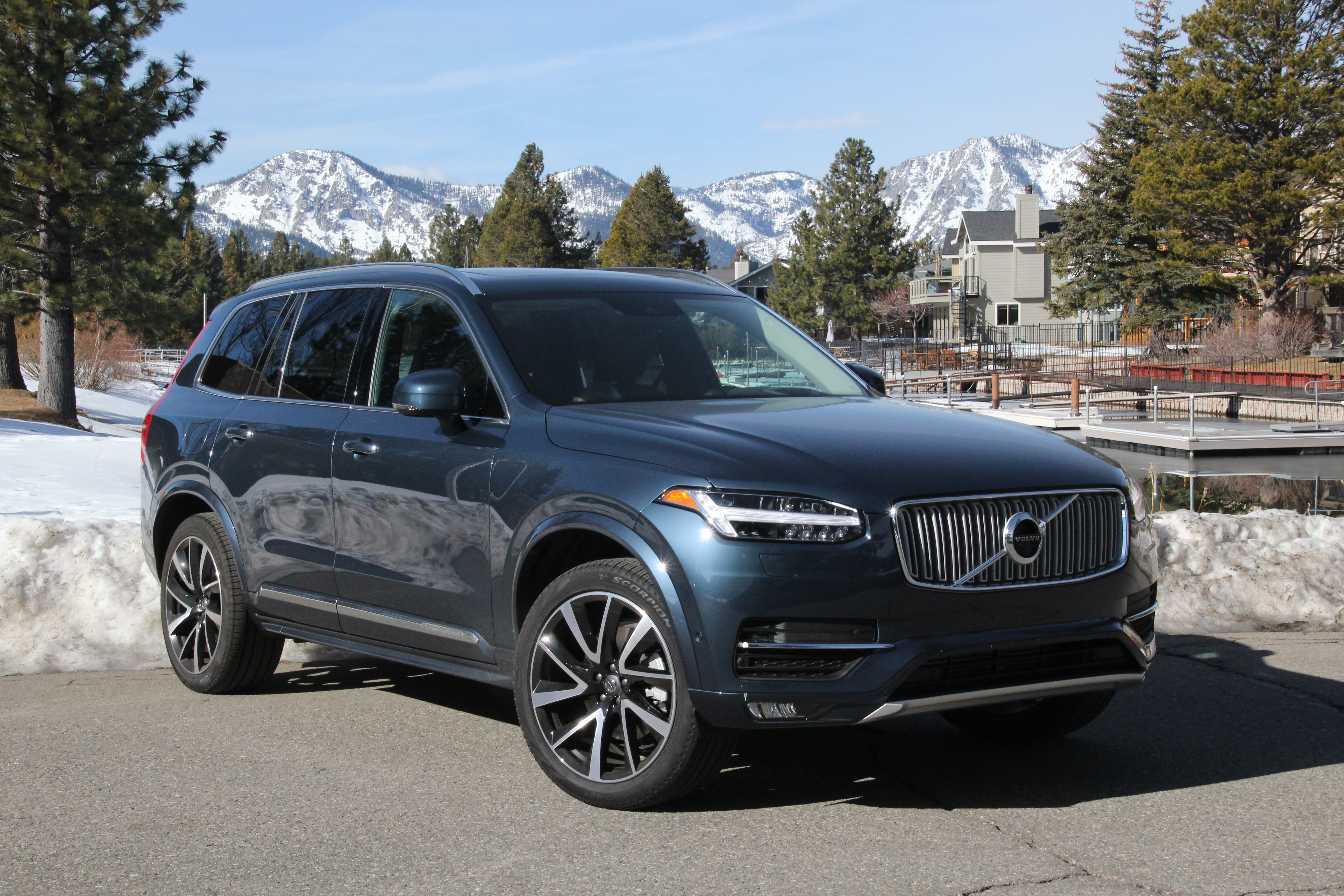 2019 Volvo Xc90 Awd Inscription Inscribed To Be The Best But